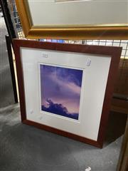 Sale 8906 - Lot 2046 - Bob Cooper - Clouds, Bimberi, ACT, Photo, 24.5x19.5cm