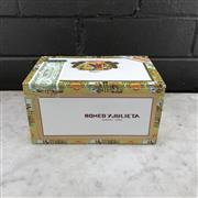 Sale 9017W - Lot 19 - Romeo y Julieta Cazadores Cuban Cigars - box of 25, stamped August 2017