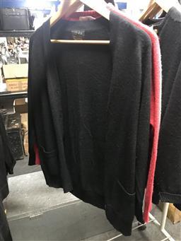 Sale 9101 - Lot 2099 - Three Cashmere Cardigans