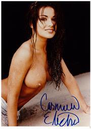 Sale 8555A - Lot 5083 - Carmen Electra