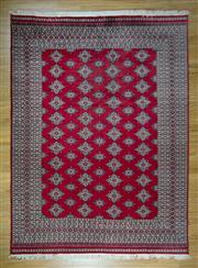 Sale 8653C - Lot 19 - Pak Bakhara 334cm x 237cm
