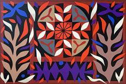 Sale 9091A - Lot 5008 - John Coburn (1925 - 2006) - Death and Transfiguration, 1988 55.5 x 75 cm