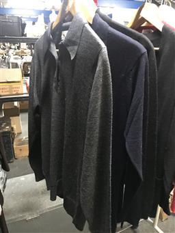 Sale 9101 - Lot 2100 - Three Cashmere Cardigans