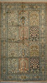 Sale 8439C - Lot 90 - Kashmiri Silk 160cm x 95cm