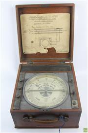 Sale 8594 - Lot 71 - Ferranti Vintage Portable Power Factor Meter
