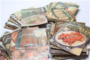 Sale 8670 - Lot 61 - Collection of Gourmet Magazines 50s, 60s, pub. Conde Nast