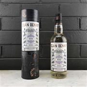 Sale 9017W - Lot 85 - 2007 Clan Denny Fetterciarn Distillery 10YO Single Cask Highland Single Malt Scotch Whisky - 48% ABV, 700ml in canister, only 12 b...