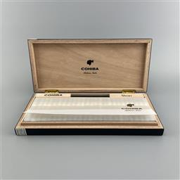 Sale 9250W - Lot 709A - Cohiba Shorts Cuban Cigars - limited edition humidor containing 50 cigars with slip cover