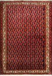 Sale 8321C - Lot 86 - Persian Tabriz 126cm x 170cm RRP $1600