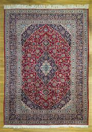 Sale 8601C - Lot 1 - Persian Kashan 390x285