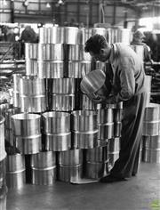 Sale 8721A - Lot 67 - Artist Unknown - Aluminum industry, 1958 22 x 16cm
