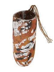 Sale 8935 - Lot 82 - Bob Burruwal (1952 - ) - Dilly Bag H. 32cm