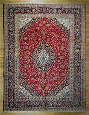 Sale 8653C - Lot 21 - Persian Kashan 400cm x 300cm