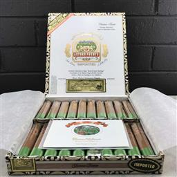 Sale 9120W - Lot 1458 - Arturo Fuente 'Chateau Fuente' Dominican Cigars - box of 20