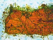Sale 8420 - Lot 557 - John Olsen (1928 - ) - Poets Garden 85 x 109cm
