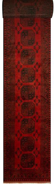 Sale 8431C - Lot 56 - Afghan Filpa 685cm x 80cm