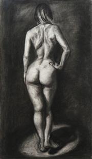 Sale 8665 - Lot 587 - D Luccio (1967 - ) - Nude 107 x 61.5cm