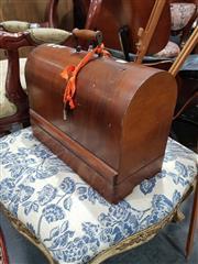 Sale 8863 - Lot 1049 - Singer Sewing Machine In Case