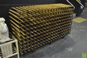 Sale 8398 - Lot 1001 - Very Large Timber & Metal Wine Rack