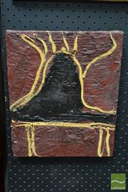 Sale 8497 - Lot 2066 - Mark Davis - Untitled 32 x 27cm