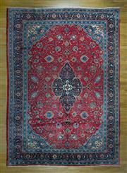 Sale 8653C - Lot 22 - Persian Saruq 400cm x 300cm
