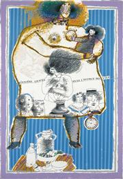 Sale 8658A - Lot 5016 - Theo Tobiasse (1927 - 2012) - Histoire gravée dans lécorce des vies 106 x 72.5cm