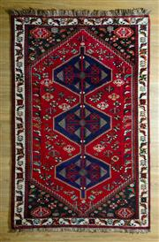 Sale 8680C - Lot 46 - Persian Shiraz 245cm x 164cm