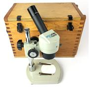 Sale 8739 - Lot 65 - Microscope In Original Box
