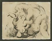 Sale 8916 - Lot 580 - After Pablo Picasso (1881 - 1973) - Minotaure et Femme Nue 42 x 54 cm