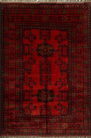 Sale 8412C - Lot 25 - Afghan Khal Mohamadi 150cm x 100cm