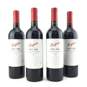 Sale 8646 - Lot 655 - 4x 2003 Penfolds Bin 389 Cabernet Shiraz, South Australia
