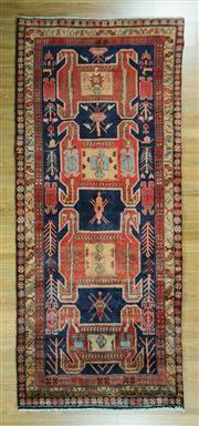 Sale 8653C - Lot 23 - Persian Hamadan 280cm x 120cm