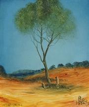 Sale 8708A - Lot 557 - Kevin Charles (Pro) Hart (1928 - 2006) - Tree Study 29 x 24cm