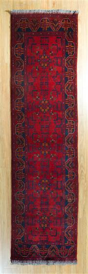 Sale 8717C - Lot 47 - Afghan Khal Mohamadi 292cm x 85cm