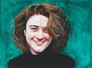 Sale 8853 - Lot 2068 - G. Kenny - Portrait of K.D. Lang 1997 92 x 122cm