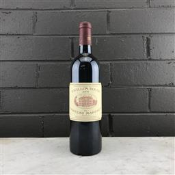 Sale 9089 - Lot 537 - 2000 Pavillon Rouge du Chateau Margaux, Margaux- second wine of Chateau Margaux