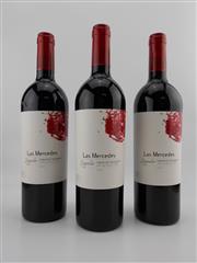Sale 8498 - Lot 1827 - 3x 2014 Las Mercedes Singular Cabernet Sauvignon, Valle del Maule