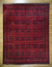 Sale 8643C - Lot 7 - Afghan Khal Mohamadi 305cm x 405cm