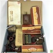 Sale 8648A - Lot 89 - Various Pipes & Smoking Paraphernalia