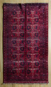 Sale 8700C - Lot 30 - Afghan Qunduzi 195cm x 110cm