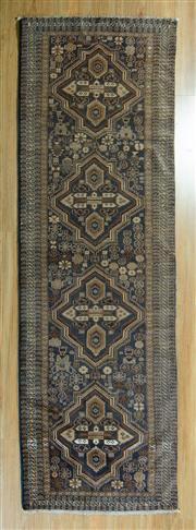 Sale 8717C - Lot 48 - Persian Baluchi 287cmm x 81cm