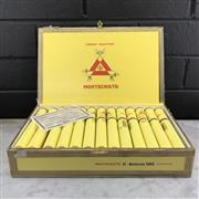 Sale 9017W - Lot 60 - Montecristo Tubos Cuban Cigars - box of 25, stamped January 2017