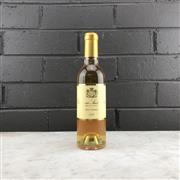 Sale 9088W - Lot 21 - 2007 Chateau Suduiraut, 1er cru classe, Sauternes - 375ml half-bottle