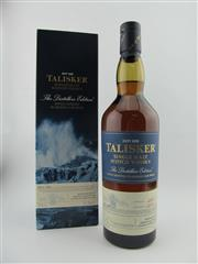 Sale 8367 - Lot 782 - 1x 2005 Talisker The Distillers Edition TD-S: 5RD Single Malt Scotch Whisky - bottled 2015, 45.8% ABV, 700ml in box