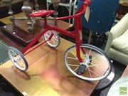 Sale 8412 - Lot 1039 - Vintage Kids Trike
