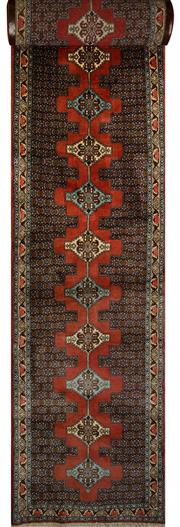 Sale 8431C - Lot 60 - Persian Bidjav 410cm x 94cm
