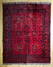 Sale 8700C - Lot 31 - Afghan Khal Mohamadi 150cm x 200cm