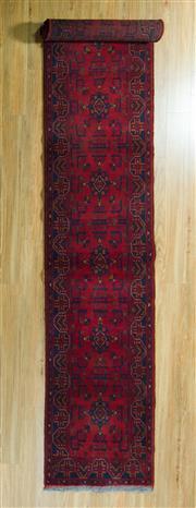 Sale 8717C - Lot 49 - Afghan Khal Mohamadi 484cm x 75cm