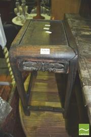 Sale 8371 - Lot 1068 - Oriental Side Table