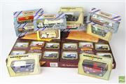 Sale 8521 - Lot 58 - Collection Of Matchbox Model Cars Incl Vintage Examples